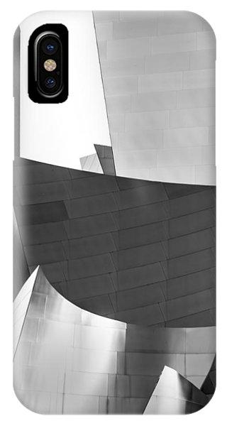 Gehry iPhone Case - La Shapes by Az Jackson