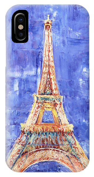 La Tour Eiffel IPhone Case