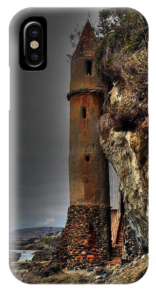 La Tour Upright IPhone Case