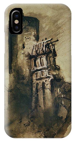 La Tourgue In 1835 IPhone Case