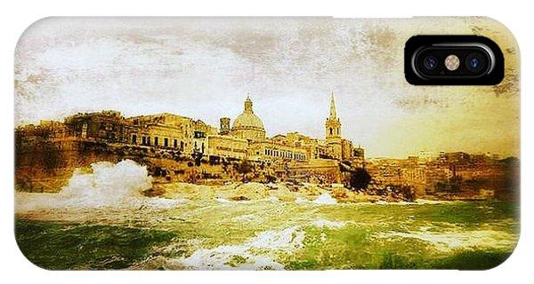 La Valletta IPhone Case