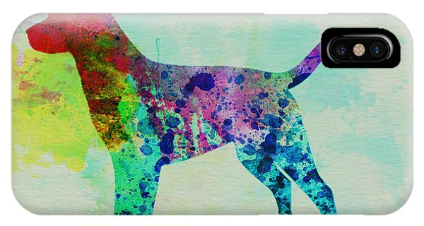 Labrador Retriever Watercolor Phone Case by Naxart Studio