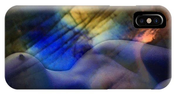 Labradorescent Dreams IPhone Case