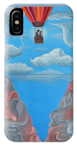 Labyrinth Diptych IPhone Case