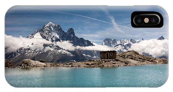 Lac Blanc IPhone Case