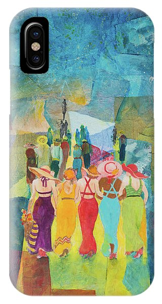 Ladie's Night Out IPhone Case