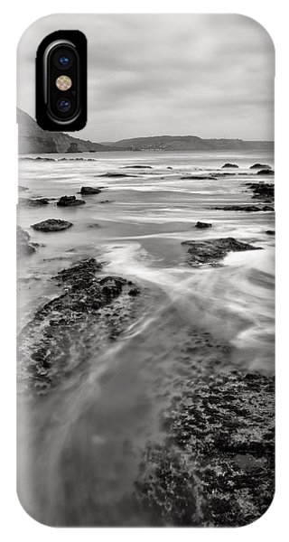 Ladram Bay In Devon IPhone Case