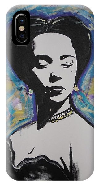 Lady Dandridge IPhone Case