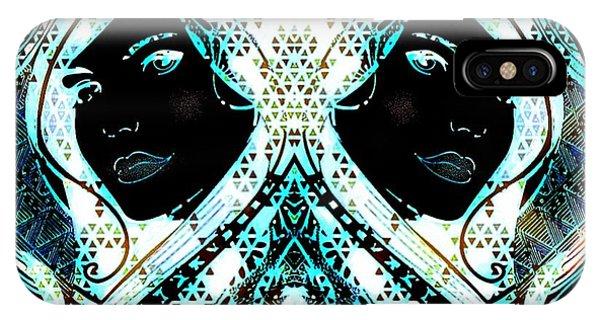 Lady Karma IPhone Case