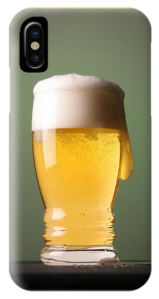 Lager Beer IPhone Case