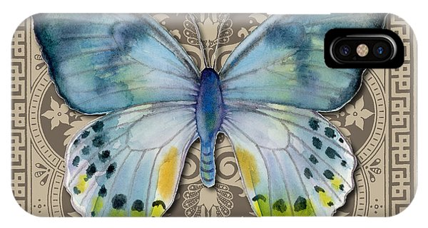 Laglaizei Butterfly Design IPhone Case