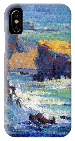 Laguna Rocks IPhone Case