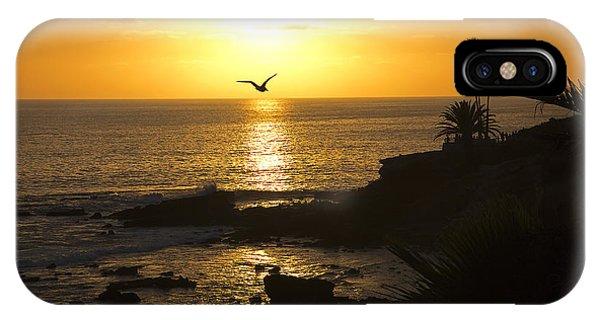 Laguna Sunset IPhone Case