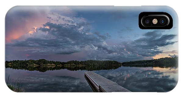 Lake Alvin Supercell IPhone Case