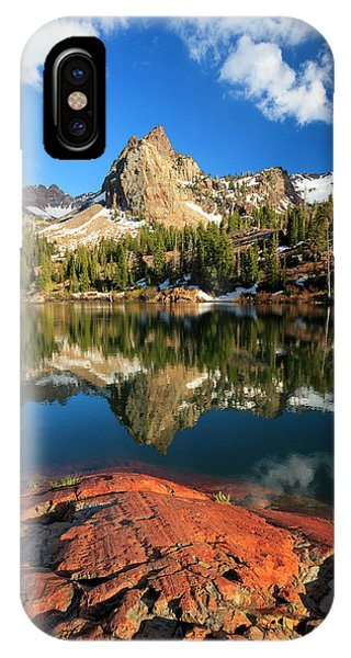 Lake Blanche Spring Vertical IPhone Case