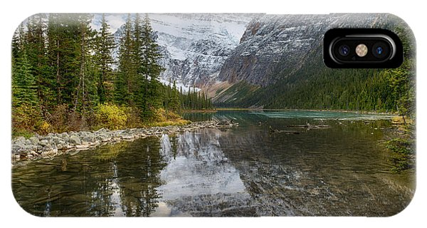 Lake Cavell IPhone Case