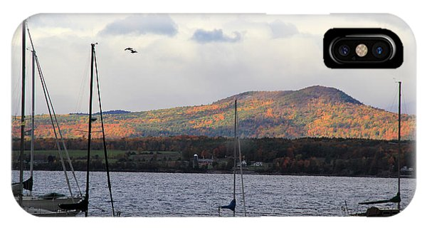 Lake Champlain IPhone Case