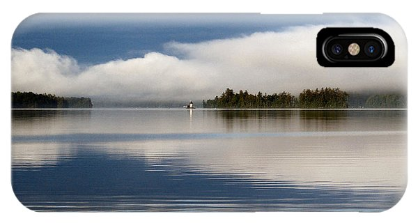 Lake Cobb'see IPhone Case