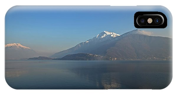 Lake Como IPhone Case