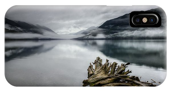 Lake Crescent Relic IPhone Case