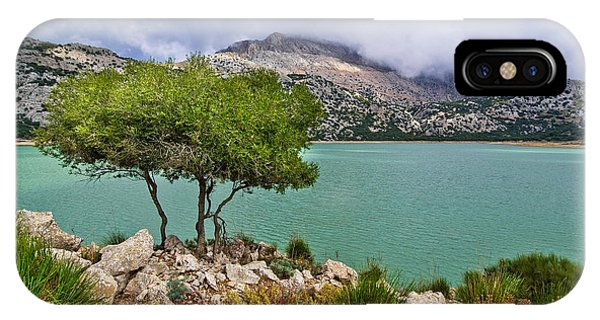 Lake Cuber IPhone Case