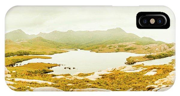 Trial iPhone Case - Lake Cumberland, Western Tasmania by Jorgo Photography - Wall Art Gallery