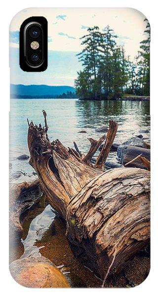Lake George Palette IPhone Case