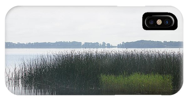 Lake Grasses IPhone Case