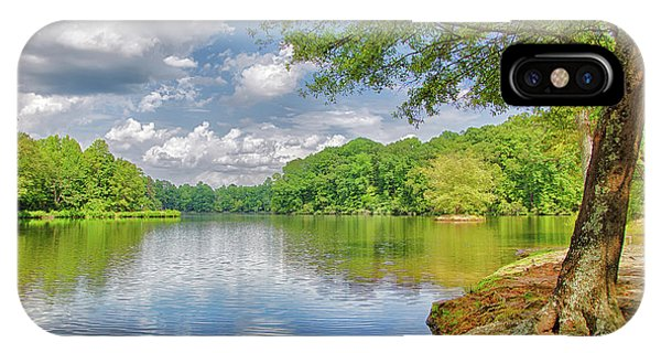 Lake Haigler 2014 01 IPhone Case