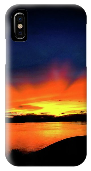 Lake Havasu Sunset IPhone Case