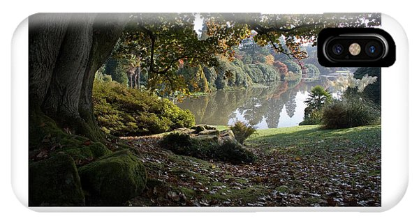Lake In The Park IPhone Case