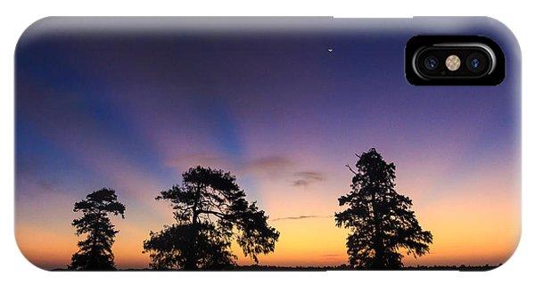 Lake Istokpoga Sunrise IPhone Case