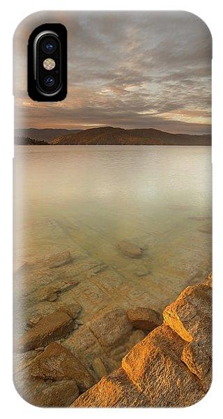 Lake Jocassee 17 Phone Case by Derek Thornton