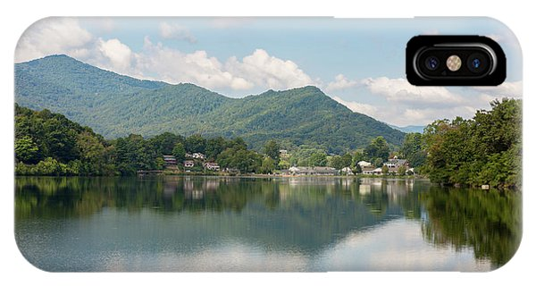 Lake Junaluska #1 - September 9 2016 IPhone Case