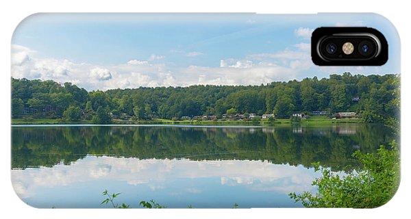 Lake Junaluska #3 September 9 2016 IPhone Case