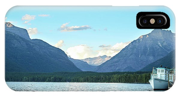 Lake Mcdonald IPhone Case