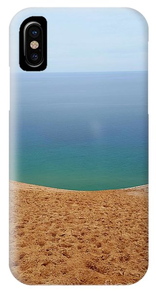 Lake Michigan Colors IPhone Case