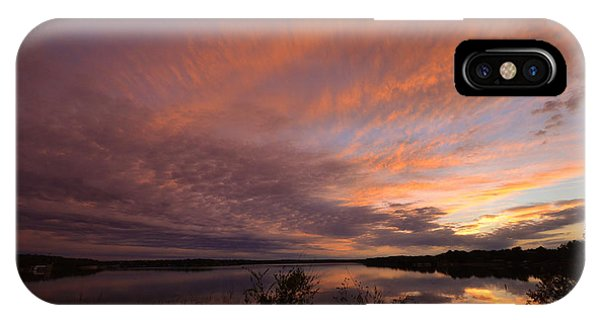 IPhone Case featuring the photograph Lake Moss 2504b by Ricardo J Ruiz de Porras