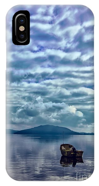 Lake Of Beauty IPhone Case