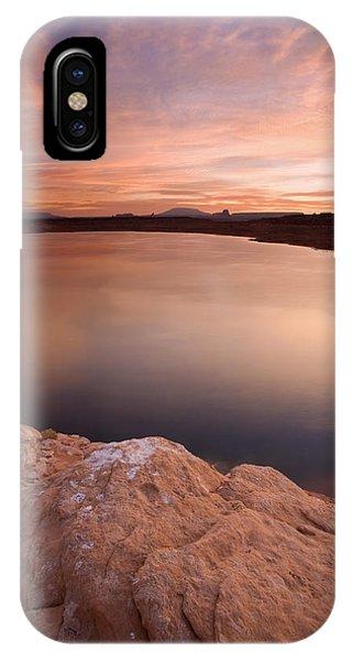 Lake Powell Dawn IPhone Case