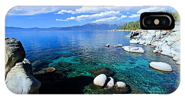 Lake Tahoe Summer Treasure IPhone Case