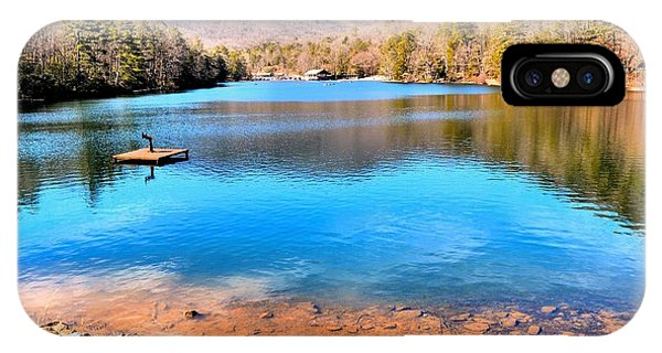 Lake Trahlyta IPhone Case