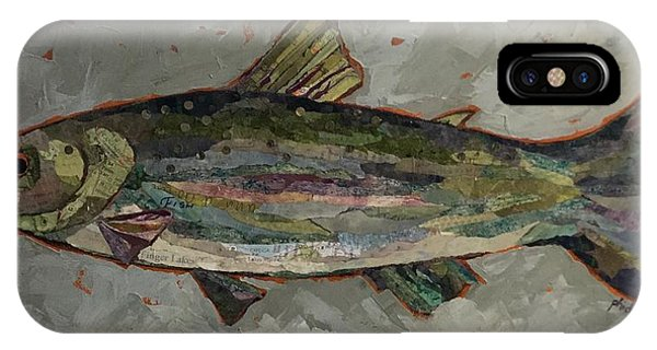 Lake Trout IPhone Case