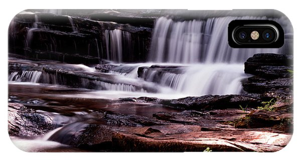 Lake Waterfall IPhone Case