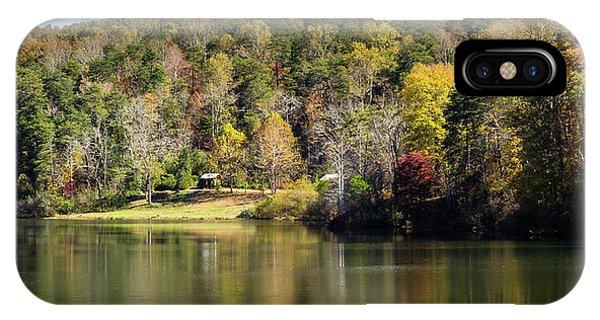 Lake Zwerner, Georgia IPhone Case
