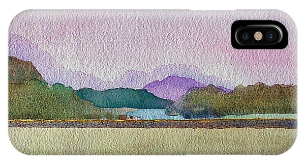 Lakes Of Killarney IPhone Case