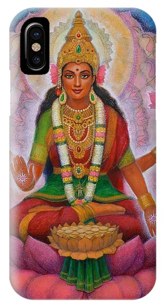 Lakshmi Blessing IPhone Case