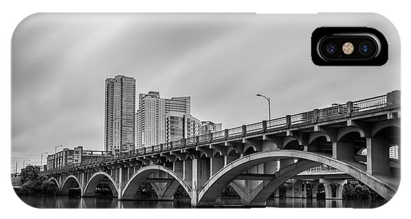Lamar Bridge In Austin, Texas IPhone Case