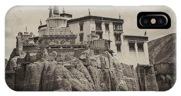 Lamayuru Monastery IPhone Case
