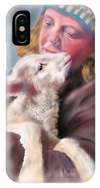 Lambie Love IPhone Case